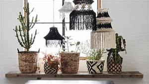 Schöne übertöpfe Für Drinnen : zimmerpflanzen deko ideen ~ Watch28wear.com Haus und Dekorationen