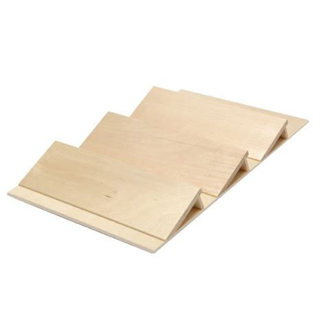 "Omega National Products Spice Drawer Insert 13""W Birch"