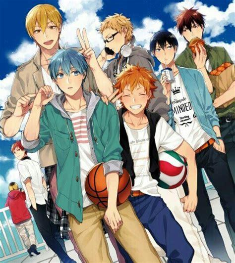 anime boy basketball basketball kuroko haikyuu anime anime boys image