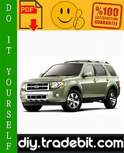 Ford Escape Hybrid Service Repair Manual 2005