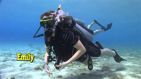 scuba diving  curacao youtube