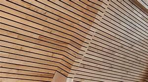 Bardage Bois Claire Voie : bardage en bois misterbois alsace haut rhin 68 ~ Dailycaller-alerts.com Idées de Décoration