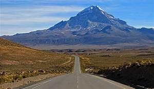 Tallest Mountains In Bolivia - WorldAtlas.com