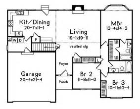 single story house floor plans hollybridge one story home plan 058d 0016 house plans