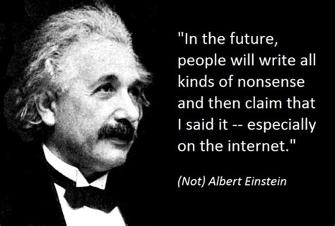 Fake Quotes Meme - my fake einstein quote gd konstantine s blog
