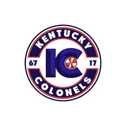 Kentucky Colonels Nba Logos Expansion Teams Concept