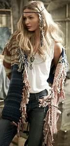 Mode Hippie Chic : best 25 bohemian fashion styles ideas on pinterest ~ Voncanada.com Idées de Décoration
