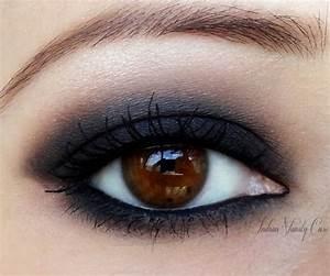10 Amazing Smokey Eyes Tutorials - Pretty Designs