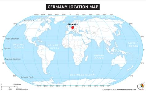 15.08.2020 · germany on a world wall map: Where is Germany Located? Location map of Germany
