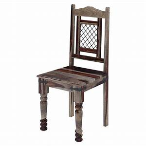 Rustic Wood Dining Chairs - Up Rustic Dining Chair, Rustic