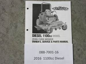 Bad Boy Mower Parts - 088-7001-16
