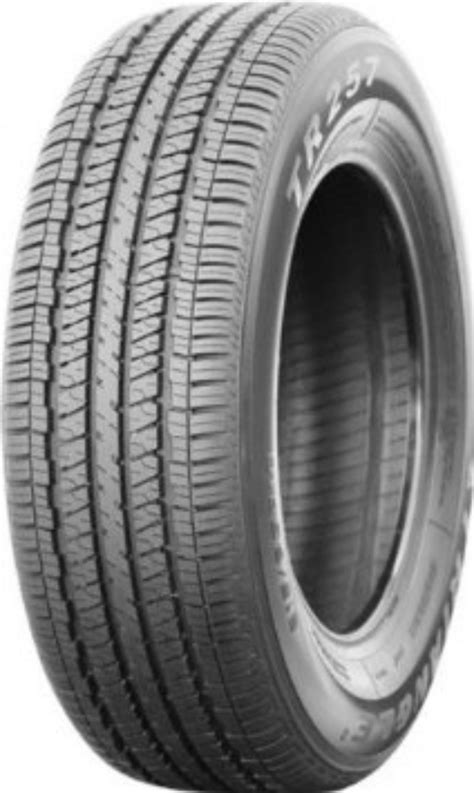Triangle Tr257 Car Summer Tyre 245/70R16 107T C Wet Grip