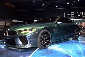 Bmw M8 2018 : bmw m8 gran coupe concept unveiled at geneva evo ~ Mglfilm.com Idées de Décoration