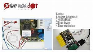 Audi - 4b0959655c Bosch 0285001106 - 68hc11ka4 Airbag Control Unit