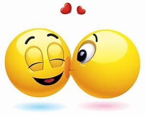 Cheek Kiss | Kiss, Emoticon and Smileys