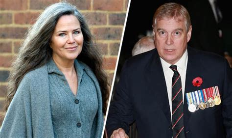 Koo Stark to tell all on her royal fling? Prince Andrew's ...