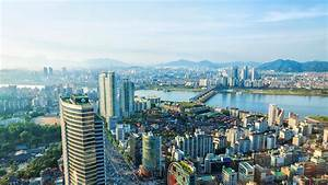 Working in South Korea