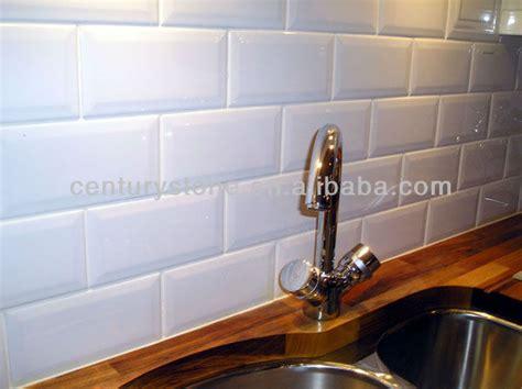 white kitchen wall tiles casa cozinha chanfrado telha cer 226 mica branca interior 1418