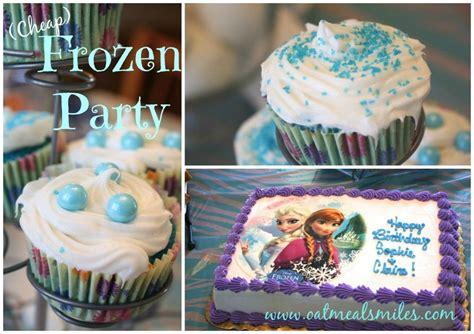 frozen birthday party ideas   budget   pin