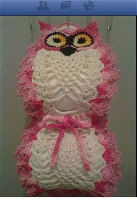 crochet owl bath sets 17 best images about crochet knit felt bathroom sets on