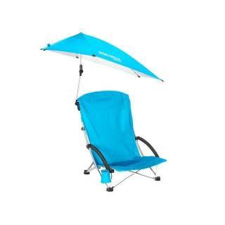 silla playa con parasol sport brella las mejores