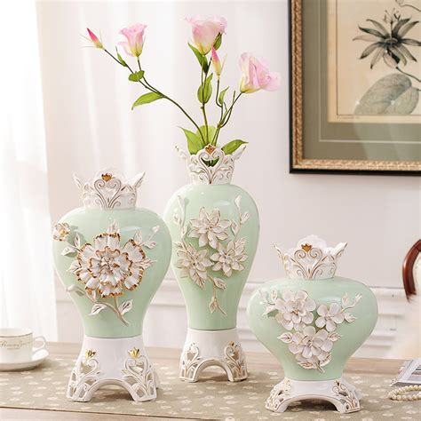 Flower Vases Designs by Buy Vml Tabletop Ceramic Flower Vase Flower Design Home