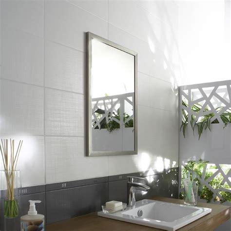 carrelage mural blanc moire 20 x 40 cm castorama r 233 f 582799 carrelage mural moire