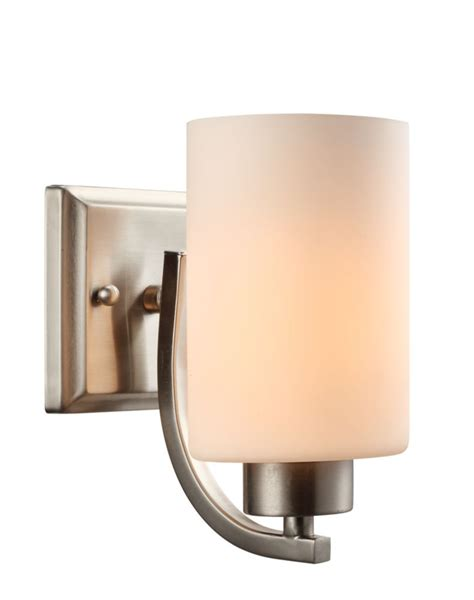 commercial electric 1 light wall scone the home depot canada