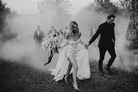black  white wedding photography edit hooray mag