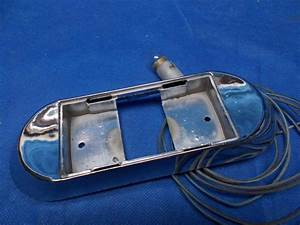 Sell 1955 Mercury Monterey Interior Roof Dome Light Fab