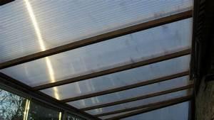 Plaque Ondulée Pour Toiture : toiture thermoclear 55 mm ~ Premium-room.com Idées de Décoration