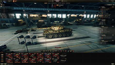 World Of Tanks Garage Mod by World Of Tanks Garage Overview Premium Tanks