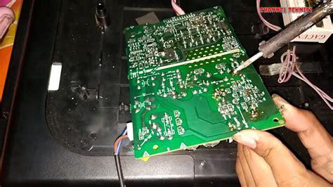 Modifikasi Power Supply Switching by Cara Cepat Perbaikan Power Supply Tv Yang Rusak Di Bagian