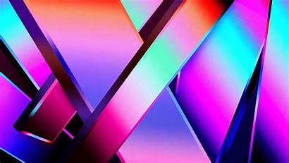 4k Colors Bright Abstract Wallpapers Cold Colorful
