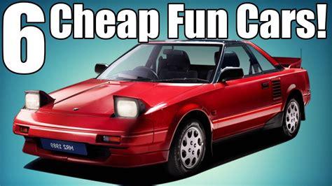 fun cars   cheap budget youtube
