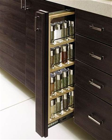 kitchen cabinets spice rack pull out 1000 images about pull out spice racks on 9173