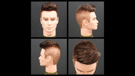 Hair Cutting Youtube Video