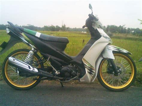Cara Modifikasi Motor Supra Fit by Motor Supra Fit Modifikasi Sederhana Thecitycyclist