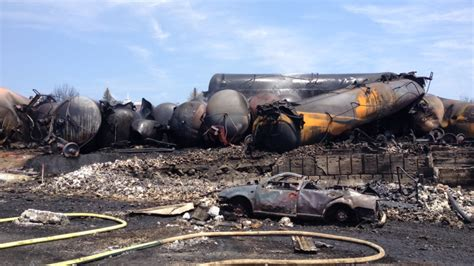 In Lacmegantic Hundreds Of Millions In Damages As Rail