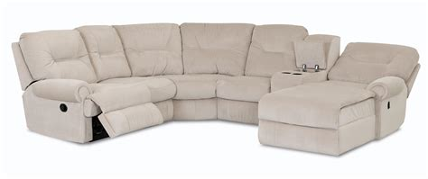 traditional sectional sofas traditional reclining sectional sofa by klaussner wolf