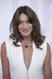 """Carla Bruni – """"Fashion For Relief"""" Charity Gala in Cannes ..."""