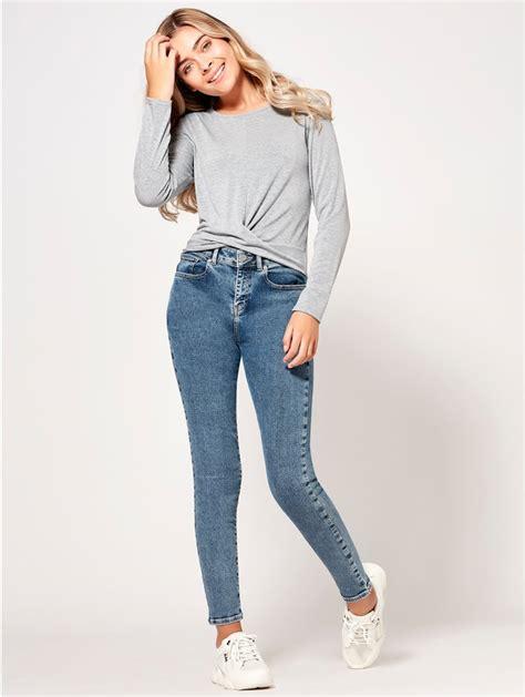Teen Skinny Jeans | Kylie Teen 90s | M&Co