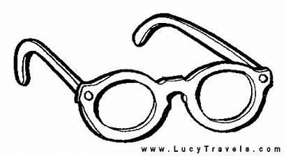 Coloring Sunglasses Glasses Designlooter
