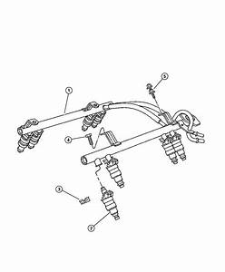 Rl030778ab - Mopar Injector  Fuel  Engines
