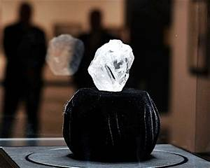 See How Much 2nd Biggest Diamond, Over 1000 Carat, Sold ...