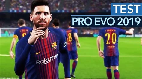 pro evolution soccer 2019 im test review f 252 r ps4 und xbox one