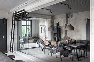 Decoration Interieur Industriel : decor file sweden ~ Nature-et-papiers.com Idées de Décoration