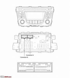 Hyundai Fluidic Verna   Upgraded To Oem Head