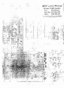 Itt Nokia 7155vt Service Manual Download  Schematics