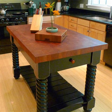kitchen island boos boos cherry tuscan isle boos block kitchen islands kitchensource
